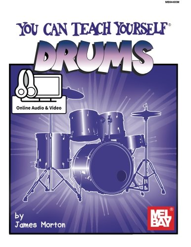 9780786693221: You Can Teach Yourself Drums