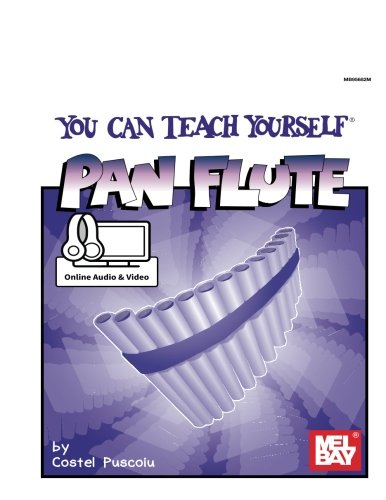 9780786693368: You Can Teach Yourself Pan Flute