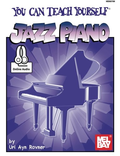 9780786693467: You Can Teach Yourself Jazz Piano