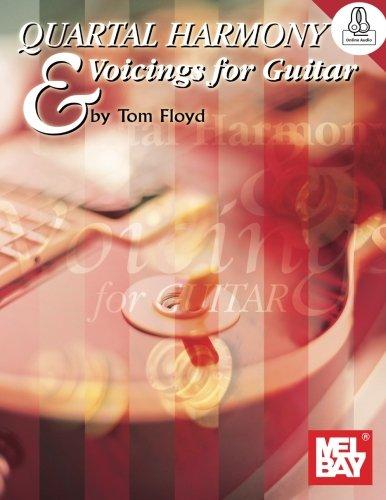 Quartal Harmony and Voicings for Guitar (Mel: Tom Floyd