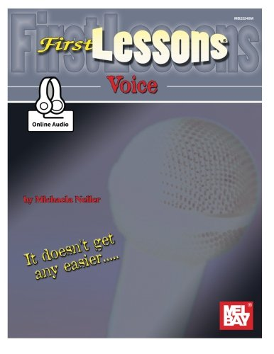 9780786693825: First Lessons Voice