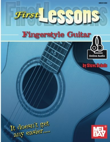 9780786693887: First Lessons Fingerstyle Guitar