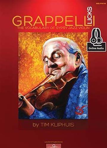 9780786694204: Grappelli Licks: The Vocabulary of Gypsy Jazz
