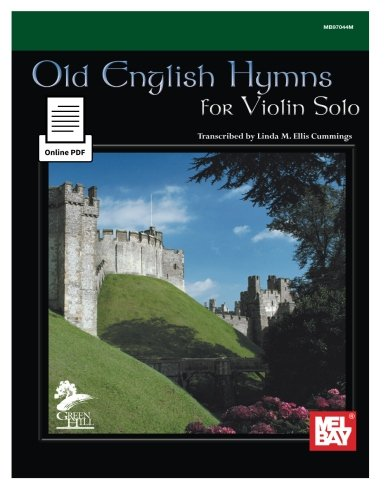 9780786694259: Old English Hymns for Violin Solo