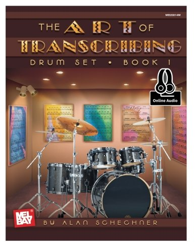 9780786694280: Art of Transcribing - Drum Set, Book 1