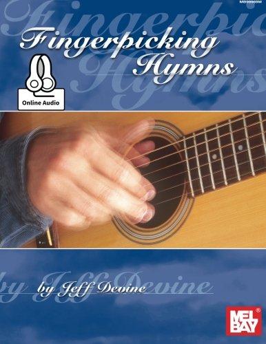 9780786694358: Fingerpicking Hymns: For Guitar Solo