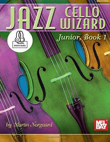 9780786694457: Jazz Cello Wizard Junior, Book 1 (Jazz Wizard)