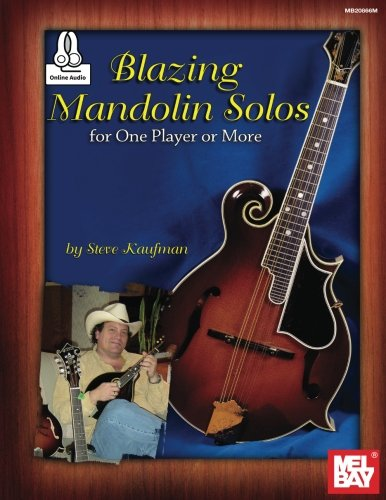 9780786694532: Blazing Mandolin Solos: For One Player or More