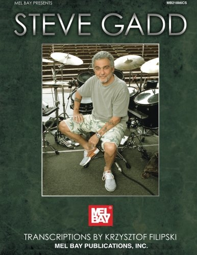 9780786694655: Steve Gadd Transcriptions