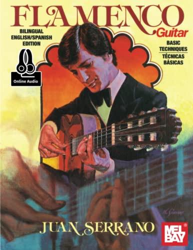 9780786694952: Juan Serrano - Flamenco Guitar Basic Techniques