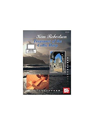 9780786695225: Kim Robertson: Treasures of the Celtic Harp (Book/Online Video) +Telechargement