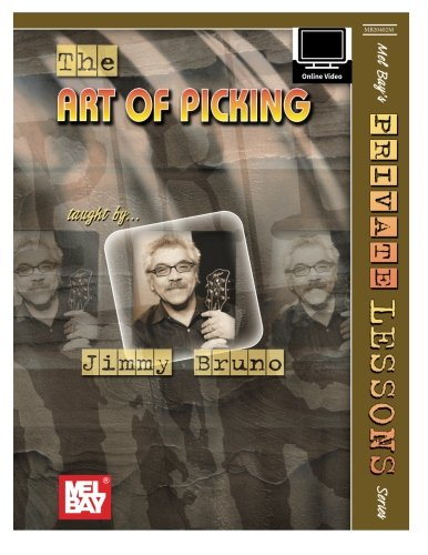9780786695232: The Art of Picking (Mel Bay's Private Lessons)