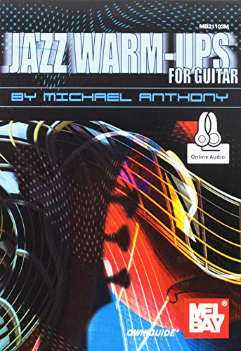 9780786695249: Jazz Warm-Ups for Guitar