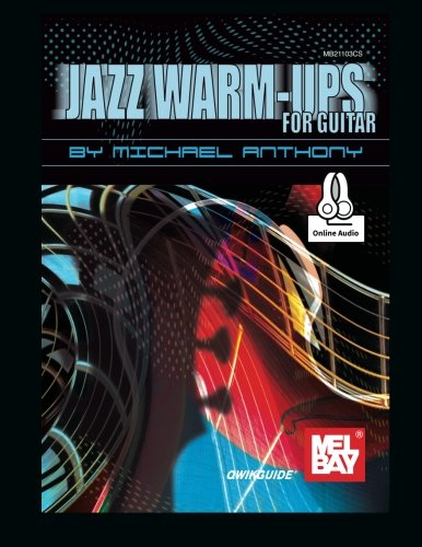 9780786695942: Jazz Warm-ups for Guitar