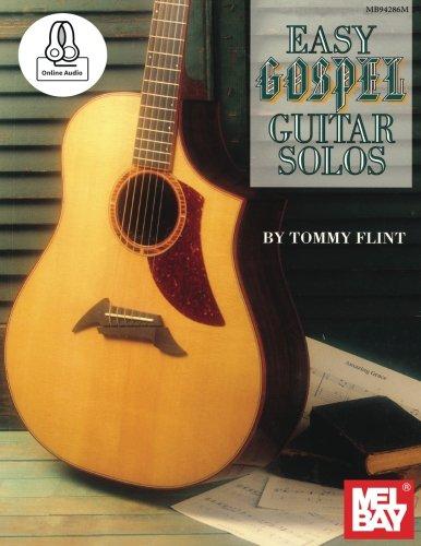 9780786695973: Easy Gospel Guitar Solos
