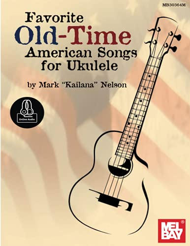9780786696062: Favorite Old-Time American Songs for Ukulele