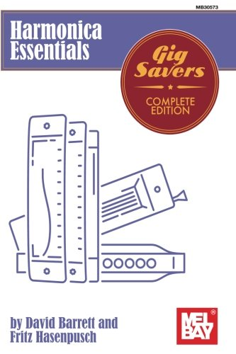 9780786697007: Harmonica Essentials: Gig Savers Complete Edition