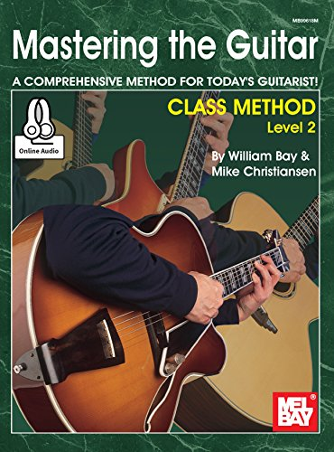 9780786697274: Mastering the Guitar Class Method Level 2