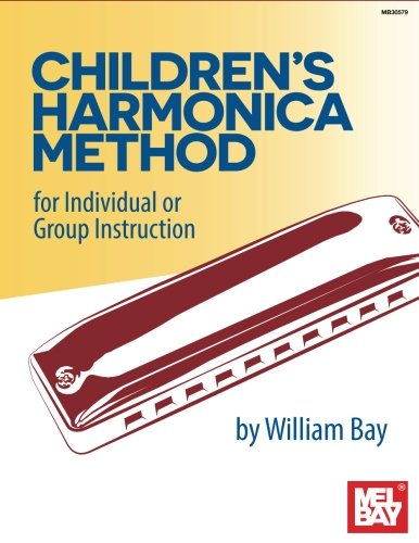 9780786697427: Children's Harmonica Method: For Individual or Group Instruction
