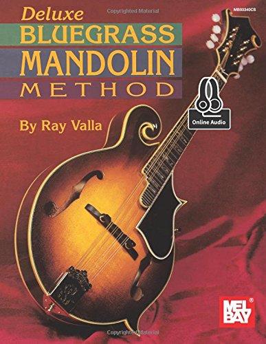 9780786699834: Deluxe Bluegrass Mandolin Method
