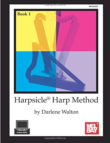 9780786699988: Harpsicle Harp Method