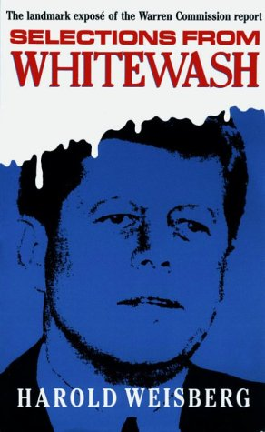 Whitewash: Selections from Volumes I to IV: Weisberg