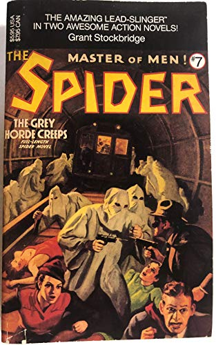 The Spider Master of Men #7: King: Stockbridge, Grant