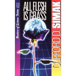 9780786700455: All Flesh Is Grass (Masters of Science Fiction)