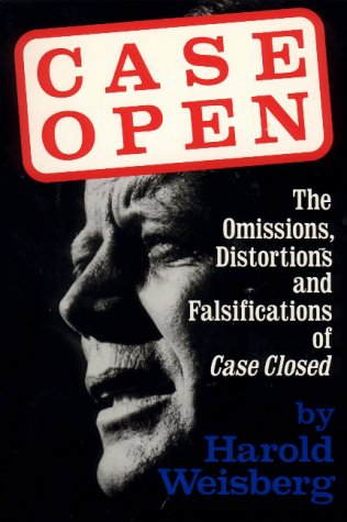 9780786700981: Case Open: The Unanswered JFK Assassination Questions