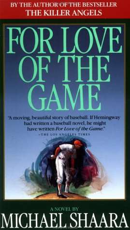 9780786701148: For Love of the Game