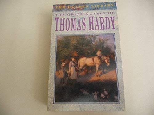 The Great Novels of Thomas Hardy: Tess: Hardy, Thomas