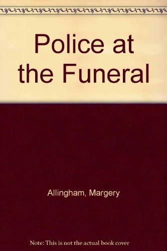 9780786701698: Police at the Funeral (Allingham, Margery)