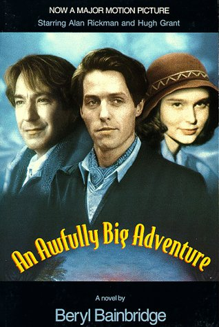 9780786701841: An Awfully Big Adventure (Bainbridge, Beryl)