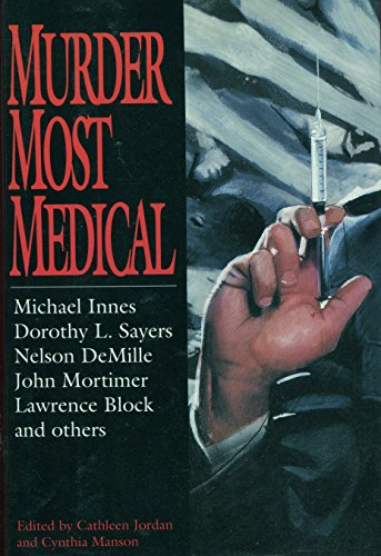 Murder Most Medical: Stories from Alfred Hitchcock: Edited by Manson,