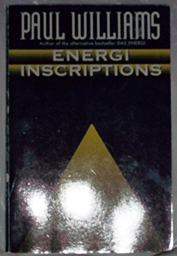 9780786702046: Energi Inscriptions