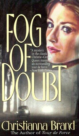 9780786702190: Fog of Doubt (Brand, Christianna)