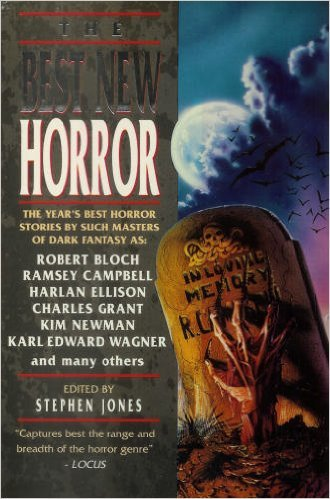 9780786702770: The Best New Horror (Mammoth Book of Best New Horror)
