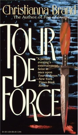 9780786703401: Tour de Force (Brand, Christianna)