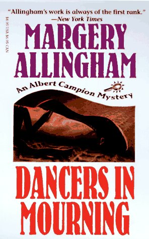 9780786703845: Dancers in Mourning: An Albert Campion Mystery (Allingham, Margery)