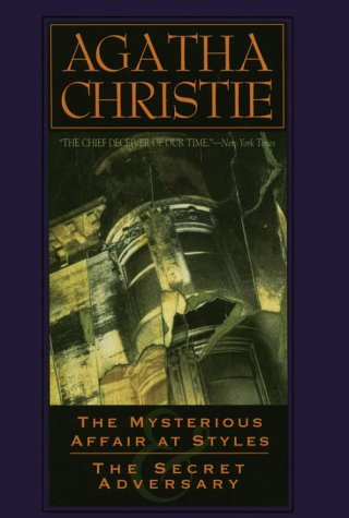 9780786704347: The Mysterious Affair at Styles, the Secret Adversary: An Agatha Christie Omnibus