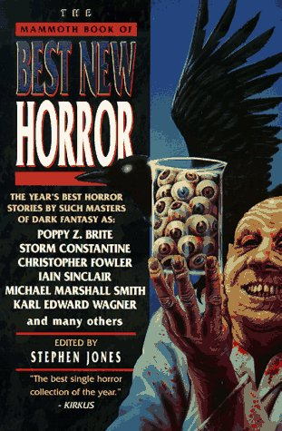 9780786704743: The Mammoth Book of Best New Horror 8 (Mammoth Books)