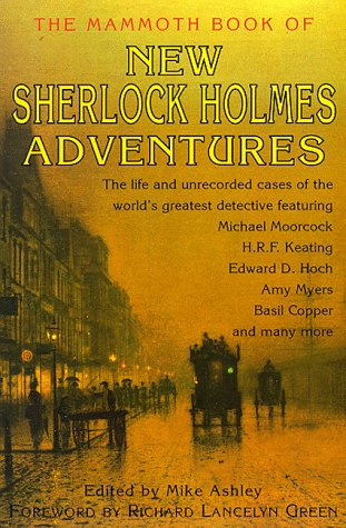 9780786704774: The Mammoth Book of New Sherlock Holmes Adventures (Mammoth Books)