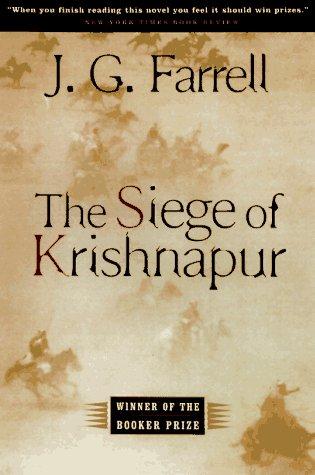 9780786704842: The Siege of Krishnapur