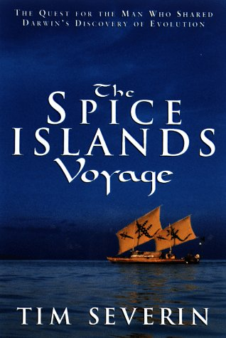 9780786705184: The Spice Islands Voyage: The Quest for the Man Who Shared Darwin's Discovery of Evolution