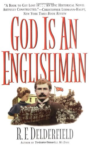 9780786705283: God Is an Englishman