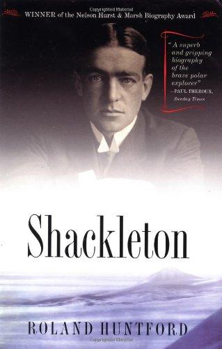 9780786705443: Shackleton