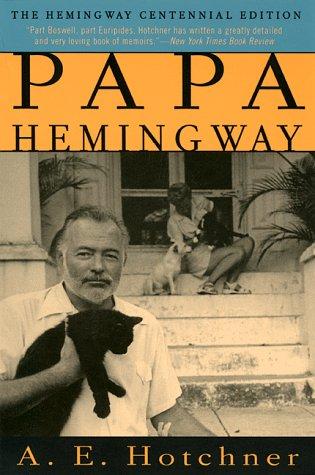 9780786705924: Papa Hemingway: A Personal Memoir