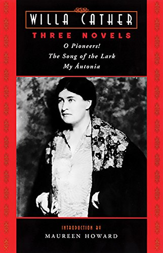 the love account of a pioneer woman in the novel my antonia by willa cather Buy my antonia willa cather from a real book store go a woman whose robust high spirits and which was followed by her most famous pioneer novel, my antonia.