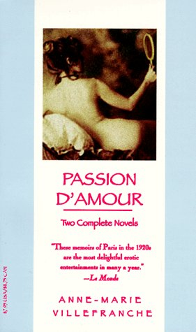 Passion D'Amour (0786706007) by Anne-Marie Villerfranche