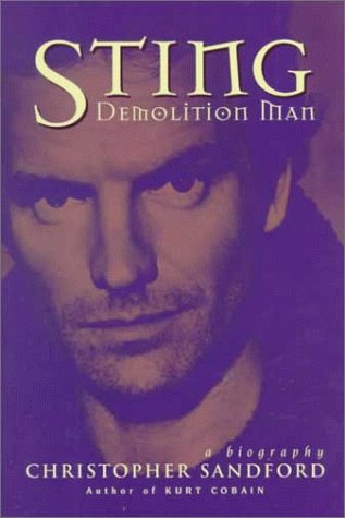 9780786706037: Sting: Demoliton Man